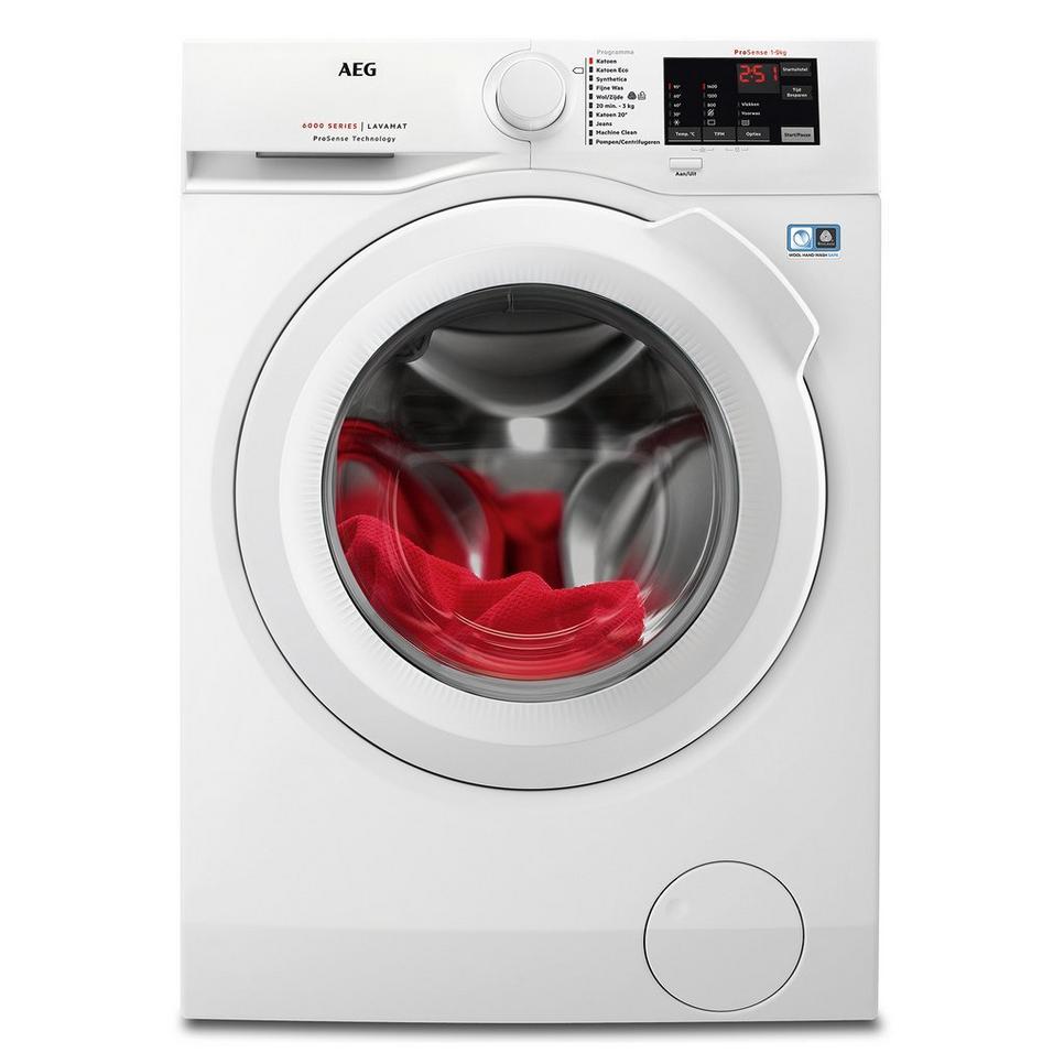AEG L6FB94IW wasmachine voor €424 @ Wehkamp
