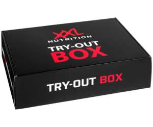 Try-Out Box @ XXL Nutrition