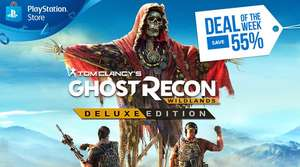Deal of the Week: Tom Clancy's Ghost Recon Wildlands Deluxe Edition @ PS Store