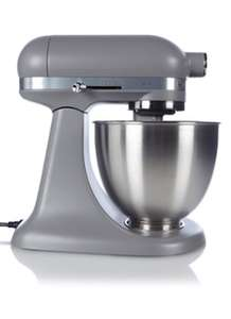 [Update] KitchenAid Artisan Mini Mixer voor €349,30 (+ evt. 20% extra korting) @ de Bijenkorf