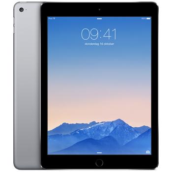 Apple iPad Air 2 WiFi 16GB (grijs, zilver of goud) voor €409,- door kortingscode @ Dixons