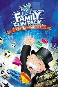 Hasbro Family Fun Pack ( Xbox One) voor €10 @ Microsoft Store