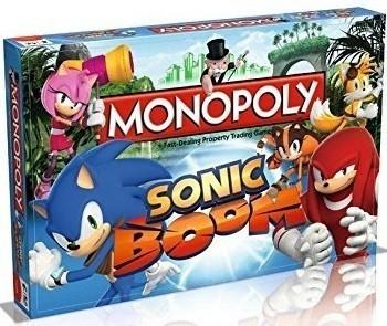 Monopoly Sonic Boom voor €23,94 @ YouGameZone