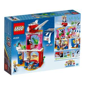 """LEGO DC Super Hero Girls - 41231 Harley Quinn to the Rescue voor €21,95 @ Toys R""""us"""