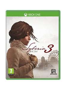 Syberia 3 (Xbox One) voor €16,26 @ Base