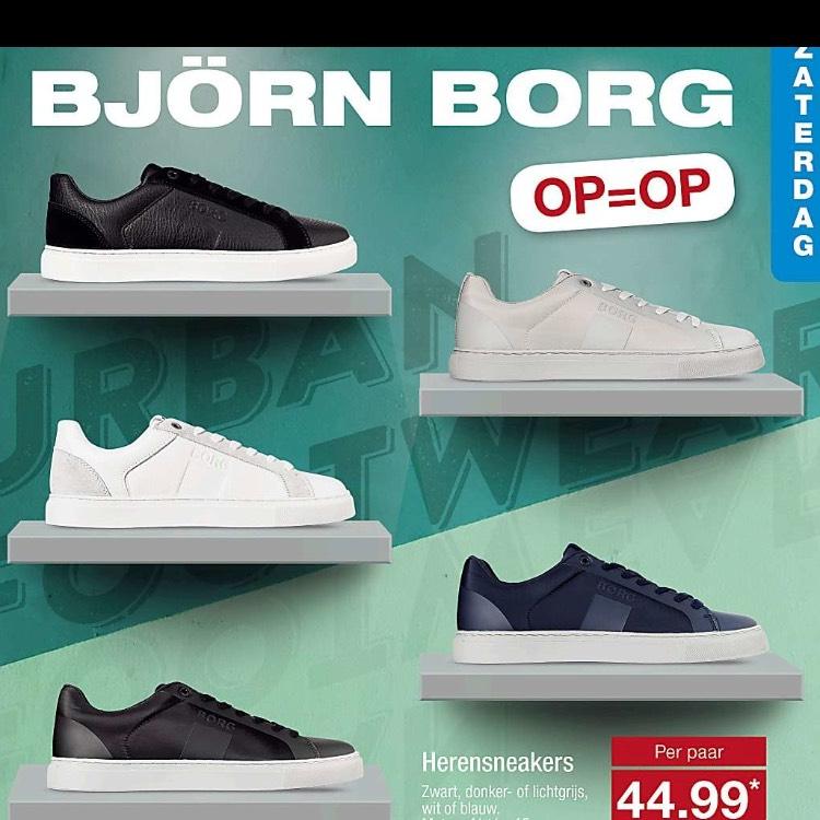 Björn Borg schoenen voor €45 @ Aldi