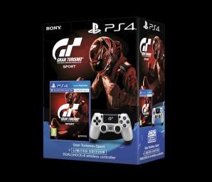 GT Sport + Limited GT Sport DualShock 4 V2 (PS4) voor €83 @ Grainger Games