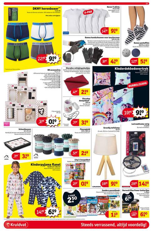 DKNY Herenboxer voor €9,99 @ Kruidvat