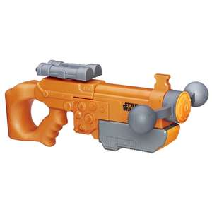 NERF - Super Soaker, Star Wars Ep. VII, Chewbacca Bowcaster voor €11,95 @ Toys'R'Us