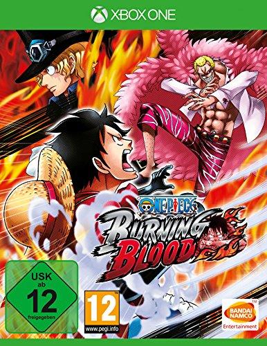 One Piece Burning Blood (Xbox One) voor €10,16 @ Amazon.de