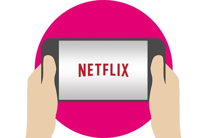 6 maanden Netflix bij nieuwe tmobile unlimited abonnementen