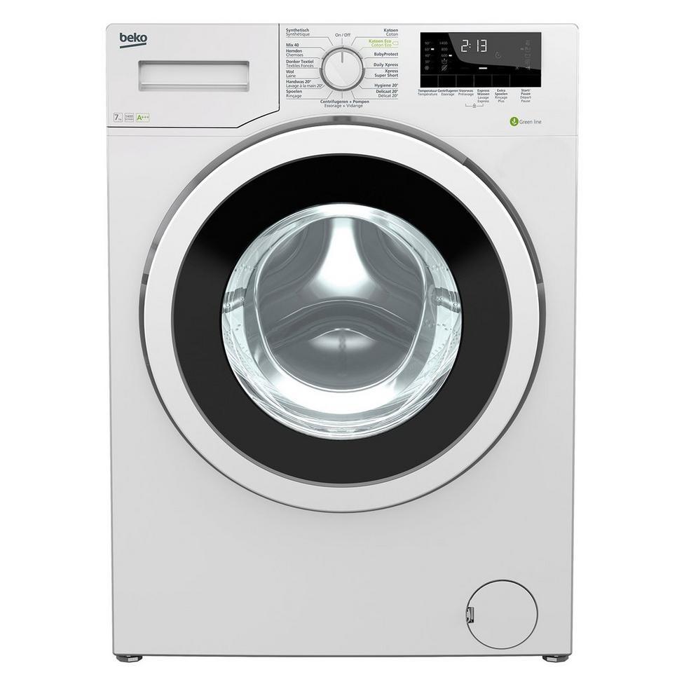 Beko WTV 7732 XW ProSmart wasmachine voor €299 @ Media Markt
