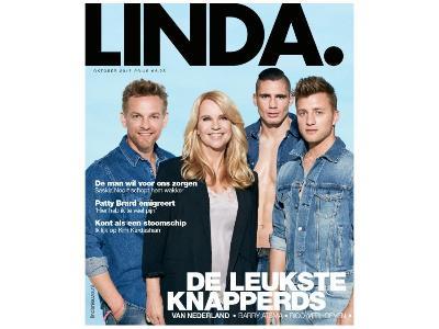 Dagaanbieding: jaarabonnement Linda. - 12 nrs €25 (+ 2500 rentepunten) @ ING