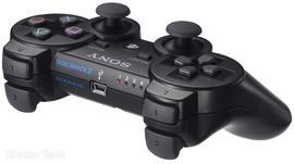 Sony PS3 Wireless DualShock 3 Controller Zwart  @  Yorcom   (Nergens te krijgen namelijk)