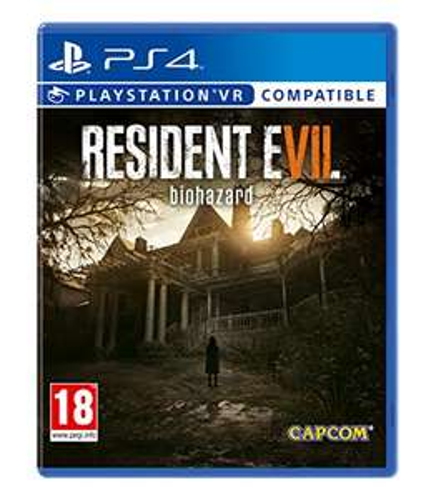 Resident Evil 7 Biohazard (PS4/PSVR) voor €20,26 @ Amazon.co.uk