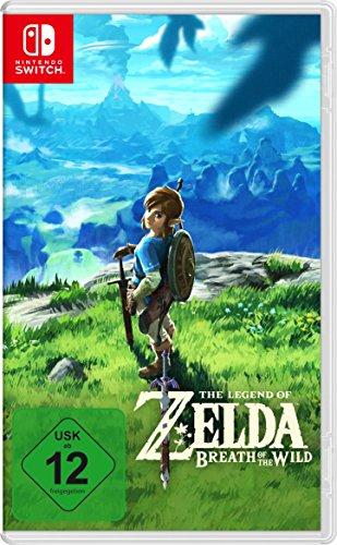 The Legend of Zelda: Breath of the Wild (Switch) voor €48,80 @ Amazon.de