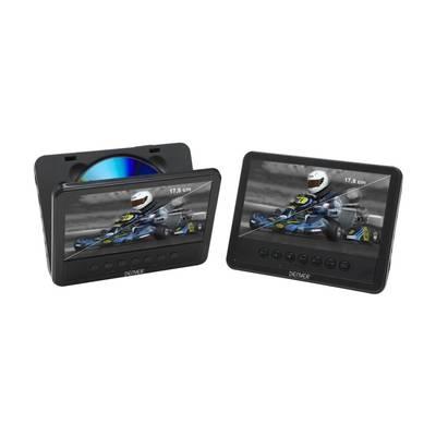 Denver MTW-754TWIN Portable Dvd-Speler voor €39,99 @ Kruidvat