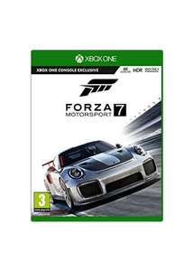 Forza Motorsport 7 (Xbox One) voor €41,72 @ Base