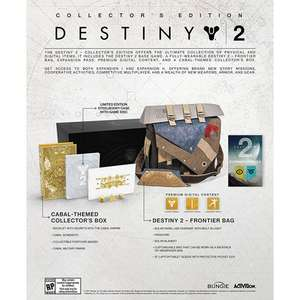 Destiny 2 Collectors Edition PS4
