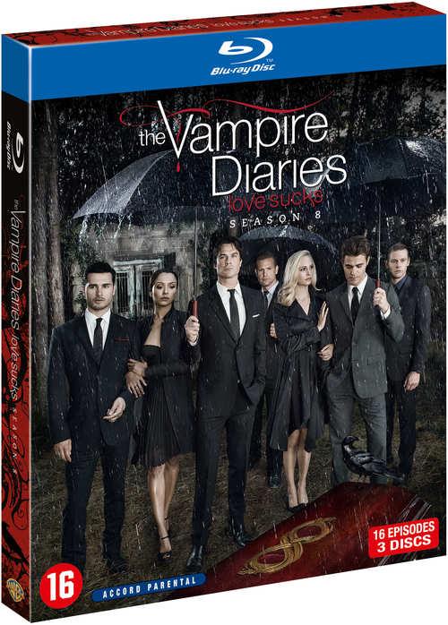 [PRIJSFOUT] The Vampire Diaries seizoen 8 te reserveren voor €0,99 @Eci.nl