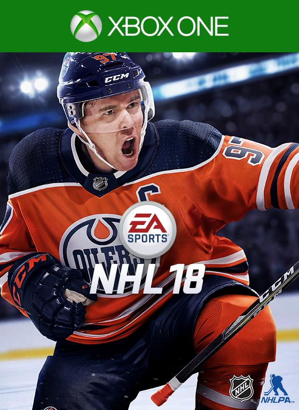 PRIJSFOUT: NHL 18 Xbox One voor €10,20 (voor gold leden €6,90) @ Microsoft