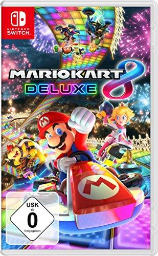 Mario Kart 8 Deluxe voor Nintendo Switch bij Amazon.de