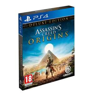 Assassin's Creed: Origins - Deluxe Edition (PS4/One) voor €50 @ Wehkamp
