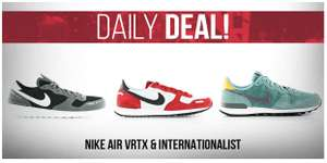 Alle Nike Internationalist / Air Vortex sneakers €55 p.s. @ Kickz