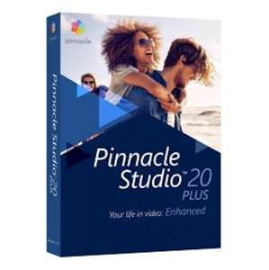 [UPDATE][PRIJSFOUT] Corel Pinnacle Studio 20 Plus (Win) NL voor €6,49 @ Bol.com