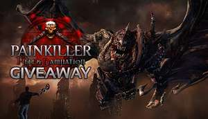Gratis Painkiller Hell & Damnation PC @ GameSessions