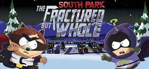 "Diverse game gratis zoals ""South Park: The Fractured But Whole"" door trucje @ Steam"