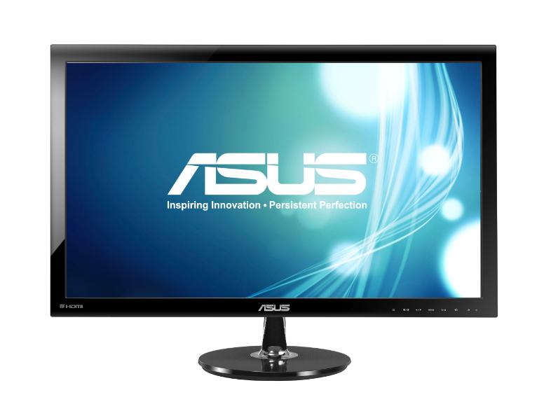 "ASUS 27"" Ultra Wide Monitor VS278H voor €164,45 @ Media Markt"