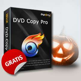 Gratis WinX DVD Copy Pro