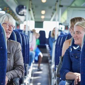 Gratis met de bus 25 oktober in Groningen/Drenthe