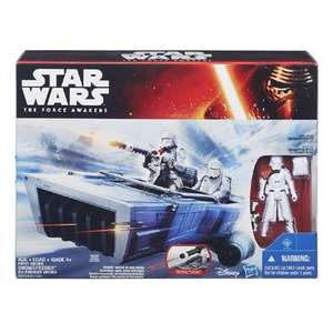 Star Wars: The Force Awakens First Order Snowspeeder voertuig + Stormtrooper figuur voor €19,98 @ Bart Smit