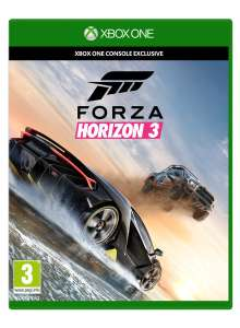 Forza Horizon 3 + Hot Wheels (Xbox One) voor €31,89 @ CDKeys