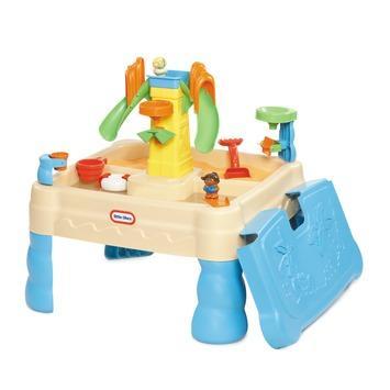 Little Tikes Zand- en waterspeeltafel kunststof voor €34,50 @ Karwei
