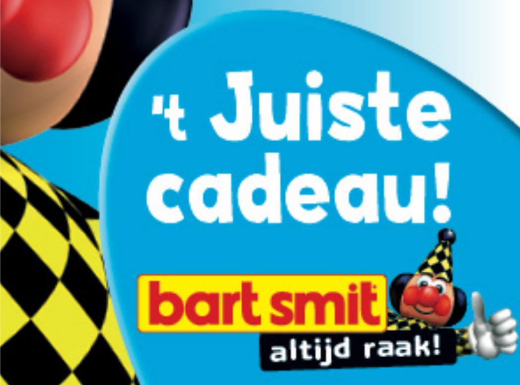 Geen minimumbestelbedrag meer @ Bart Smit