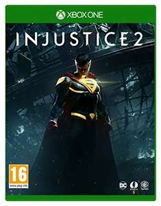 Injustice 2 (Xbox One) voor €28,73 @ Amazon.co.uk