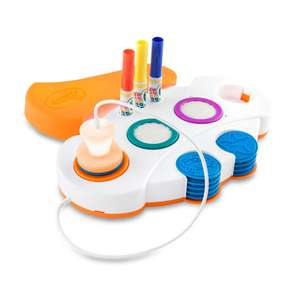 Crayola Color Wonder Light Up stempelset voor €14,98 @ Intertoys