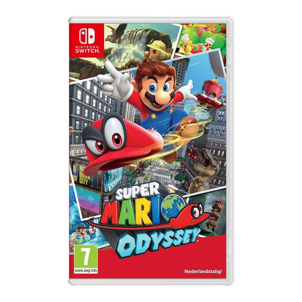 Super Mario Odeyssey (Switch) voor €44,50  @ Wehkamp (mogelijk nog goedkoper!)