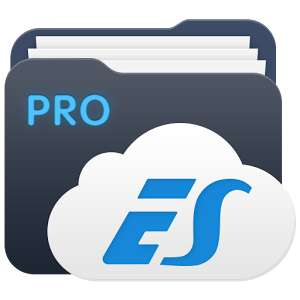 ES File Explorer/Manager PRO @Android voor €0,10 (normaliter €3,19)