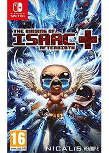 The Binding of Isaac: Afterbirth+ (Switch) voor €23,32 @ Base.com