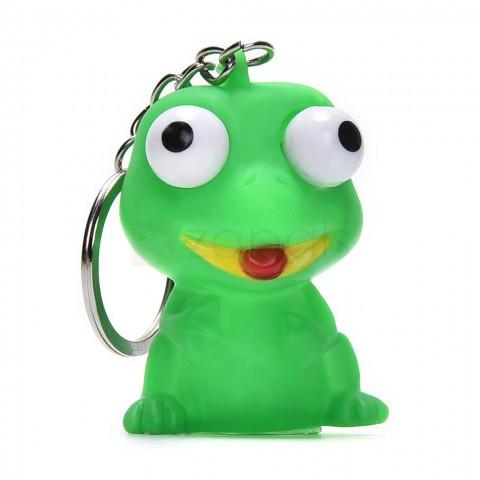 Eye Pop Squeeze Sleutelhanger Stress Reliever voor €0,18 @ Zapals