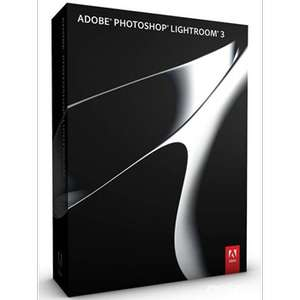 Adobe Photoshop lightroom 3 attach met 75% korting voor €50,- @ Dixons