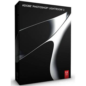 Adobe Photoshop lightroom 3 attach met 75% korting voor €50,- @ Dixons