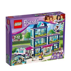 LEGO Friends Heartlake Ziekenhuis @ Amazon.de
