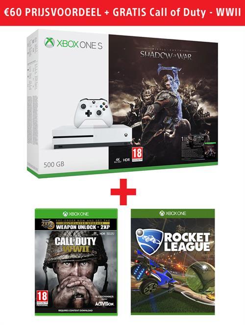 Diverse Xbox One S bundels (pre-order) vanaf €219 @ Game Mania