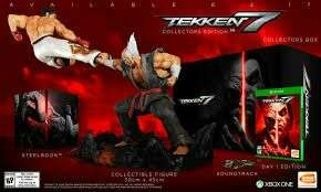 Tekken 7 Collector's edition Xbox One - YGZ.nl