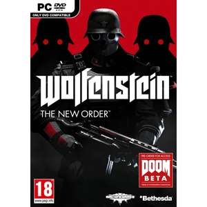 Wolfenstein: The New Order (Steam) voor € 20 @ Green Man Gaming